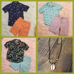 Vacation Ready Bundle Boys Size Small